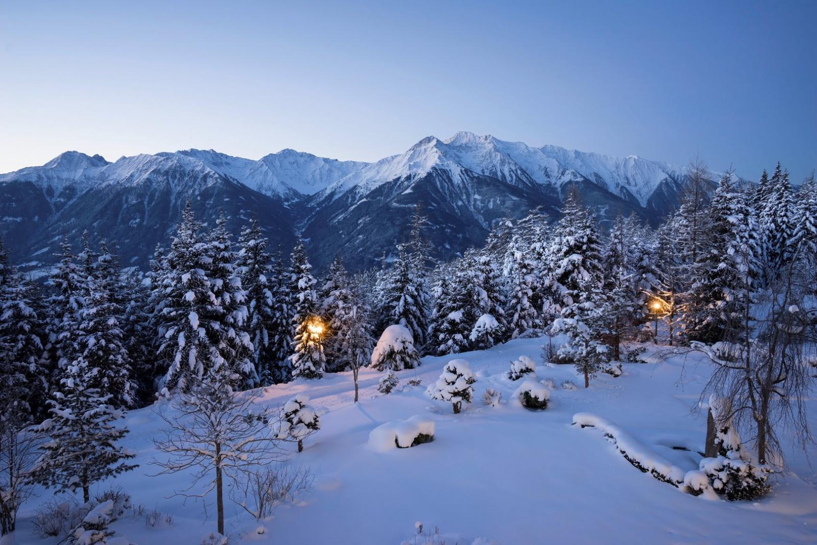 Bild zum Wellness-Angebot Bergadvent im Interalpen-Hotel Tyrol