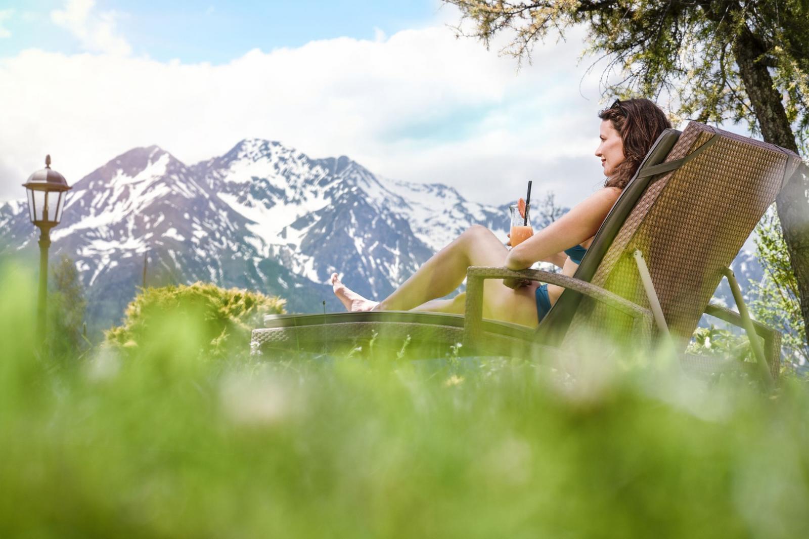Tai Chi: Foto vom Wellnesshotel Interalpen - Hotel Tyrol | Wellness Tirol