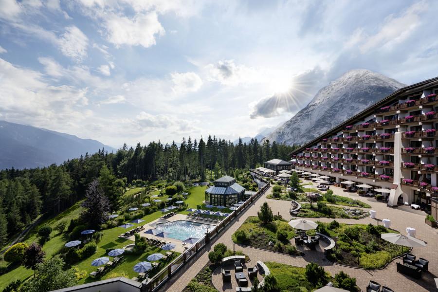 Interalpen - Hotel Tyrol GmbH