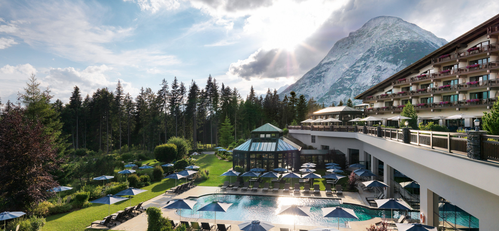 Interalpen - Hotel Tyrol GmbH Bilder | Bild 1