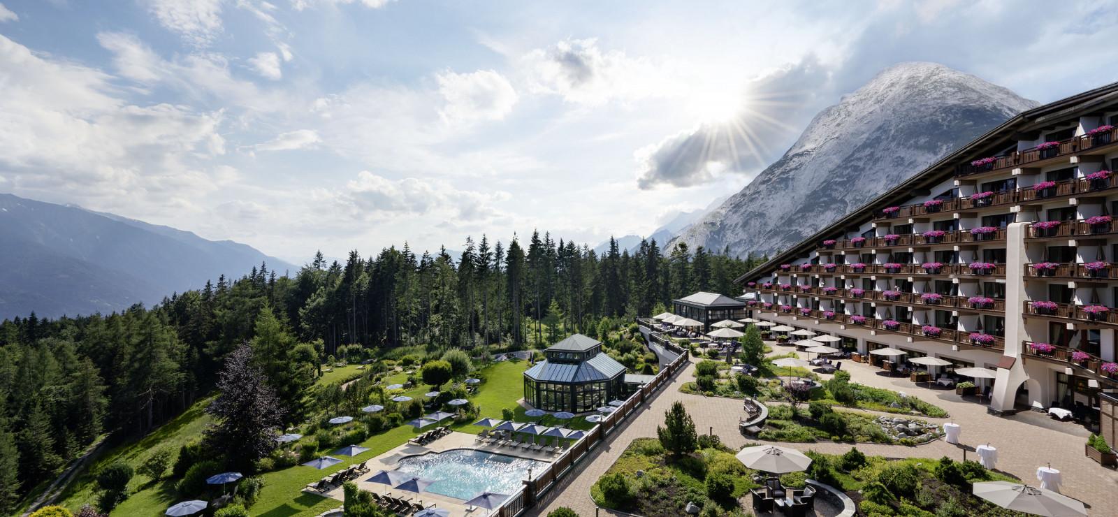 Wellnesshotel Interalpen - Hotel Tyrol GmbH | Buchen/Seefeld