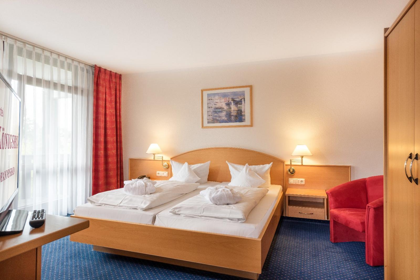 Glaubersalz: Foto vom Wellnesshotel Johannesbad Hotel Königshof 4*   Wellness Bayern