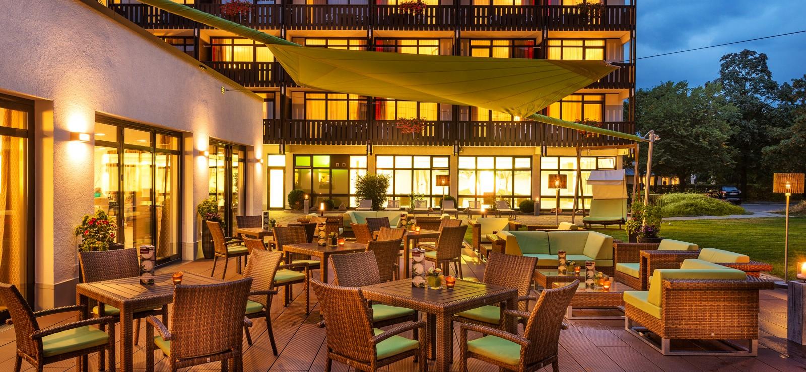 Johannesbad Hotel Königshof Bilder | Bild 1