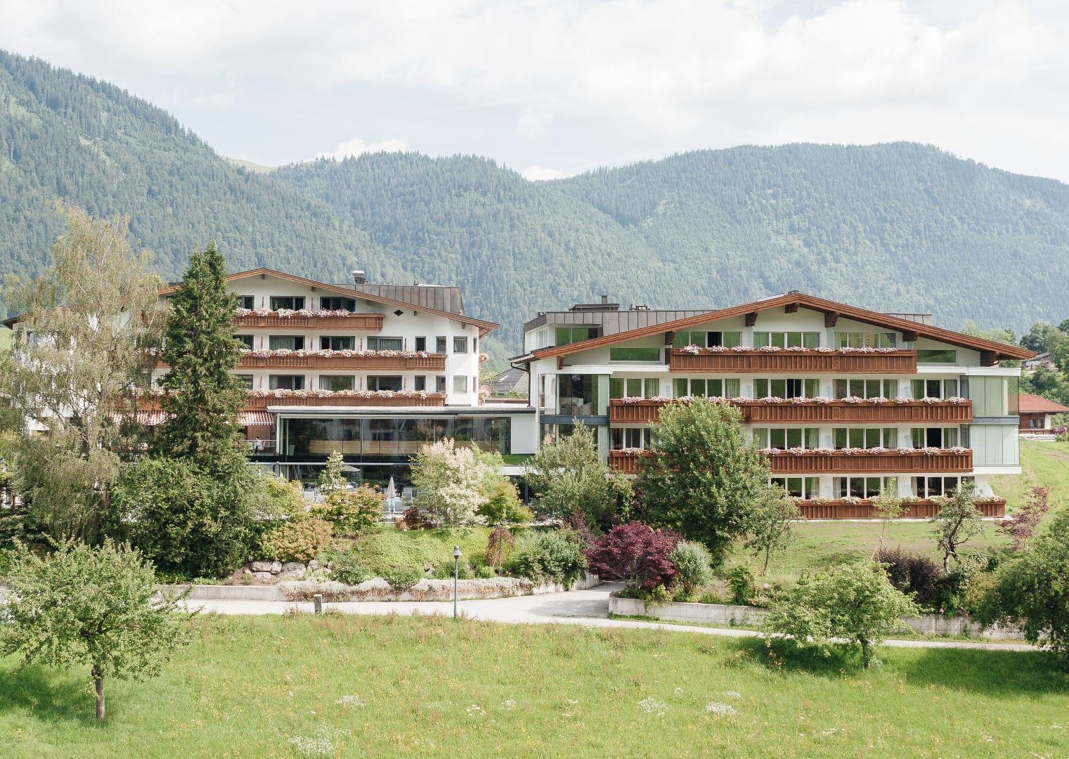 Ohrakupunktur: Foto vom Wellnesshotel Juffing Hotel & Spa | Wellness Tirol