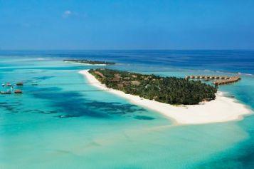 Fangokur: Foto vom Wellnesshotel Kanuhura | Wellness Lhaviyani Atoll