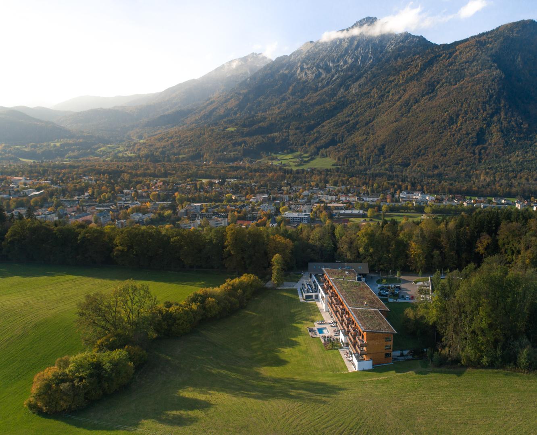 Bild zum Wellness-Angebot Waldbaden im Klosterhof