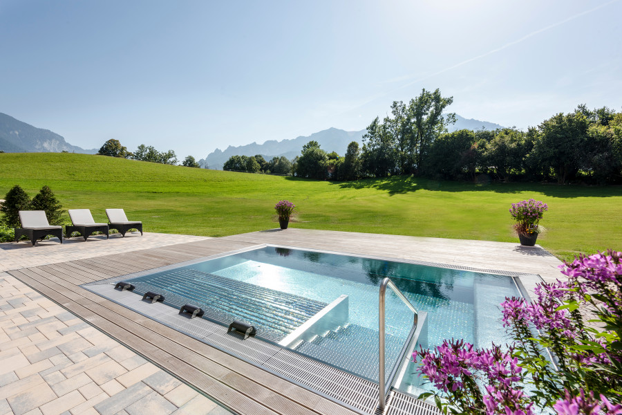 Neues Wellnesshotel: Klosterhof Premium Hotel & Health Resort | Bayerisch Gmain