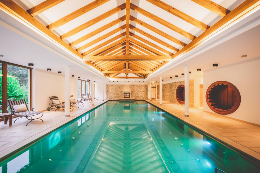 Wellnesshotel klosterhotel marienh h langweiler for Design hotel pfalz