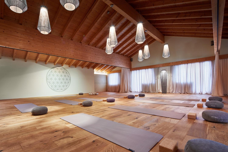 Bild zum Wellness-Angebot Achtsamkeits-Yoga-Retreat