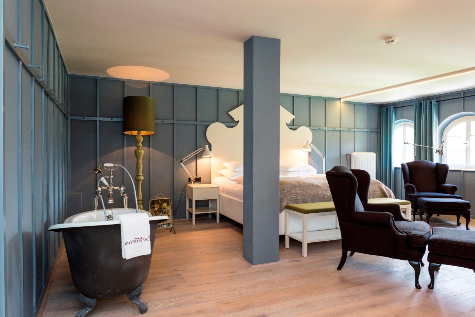 Beauty: Foto vom Wellnesshotel »DAS KRANZBACH« Hotel & Wellness-Refugium | Wellness Bayern