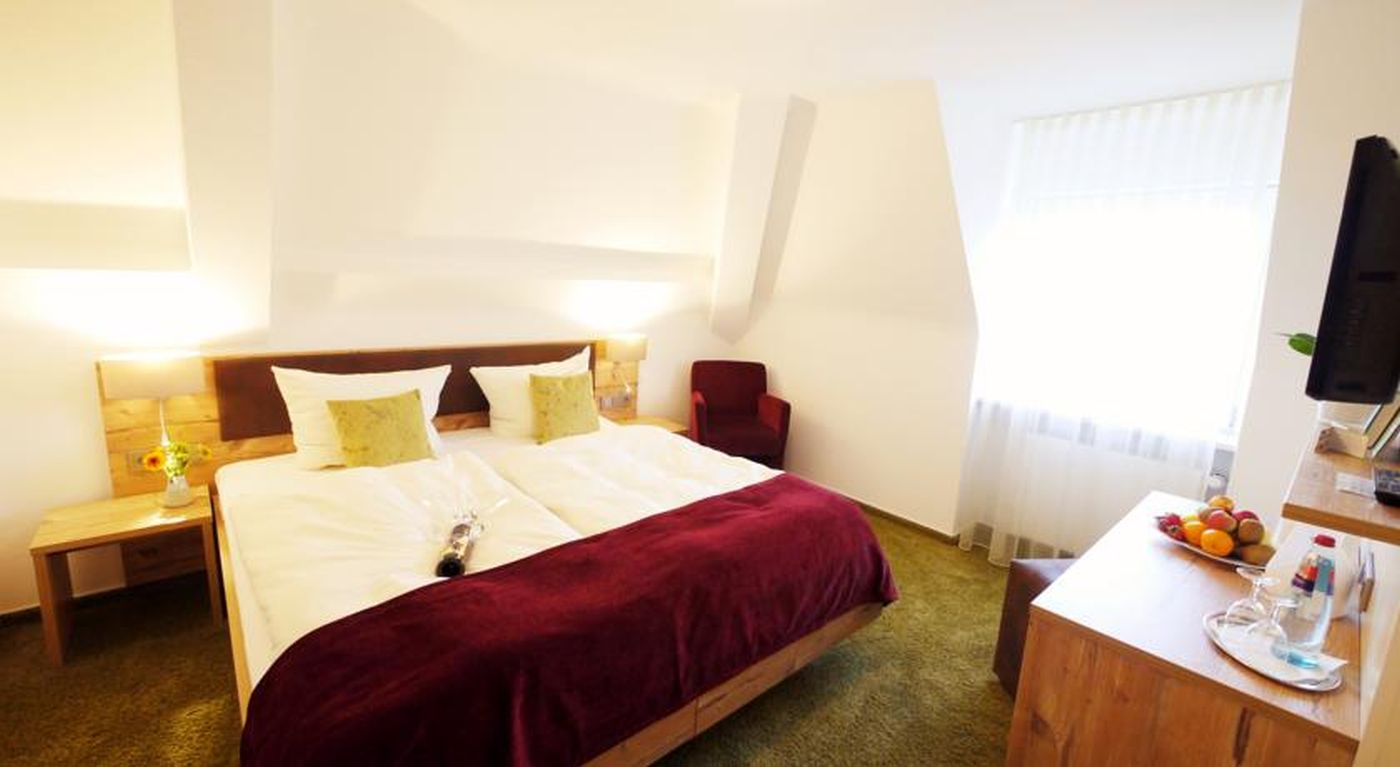 Hotel Kreuz Post Burkheim Wellness