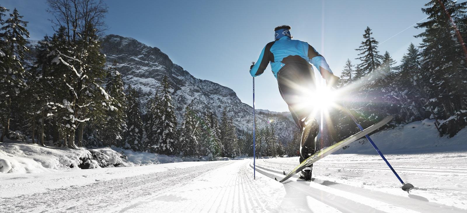 Bild zum Wellness-Angebot Langlauf-Urlaub am Achensee