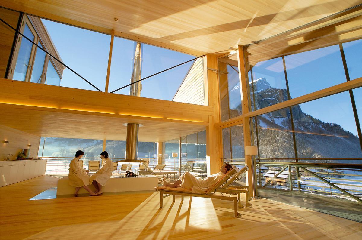 Hotel krone in au au im bregenzerwald hotelbewertung for Wellness design hotel deutschland