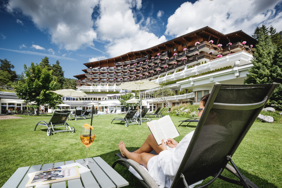 Neues Wellnesshotel: Krumers Alpin Resort & Spa | Seefeld in Tirol