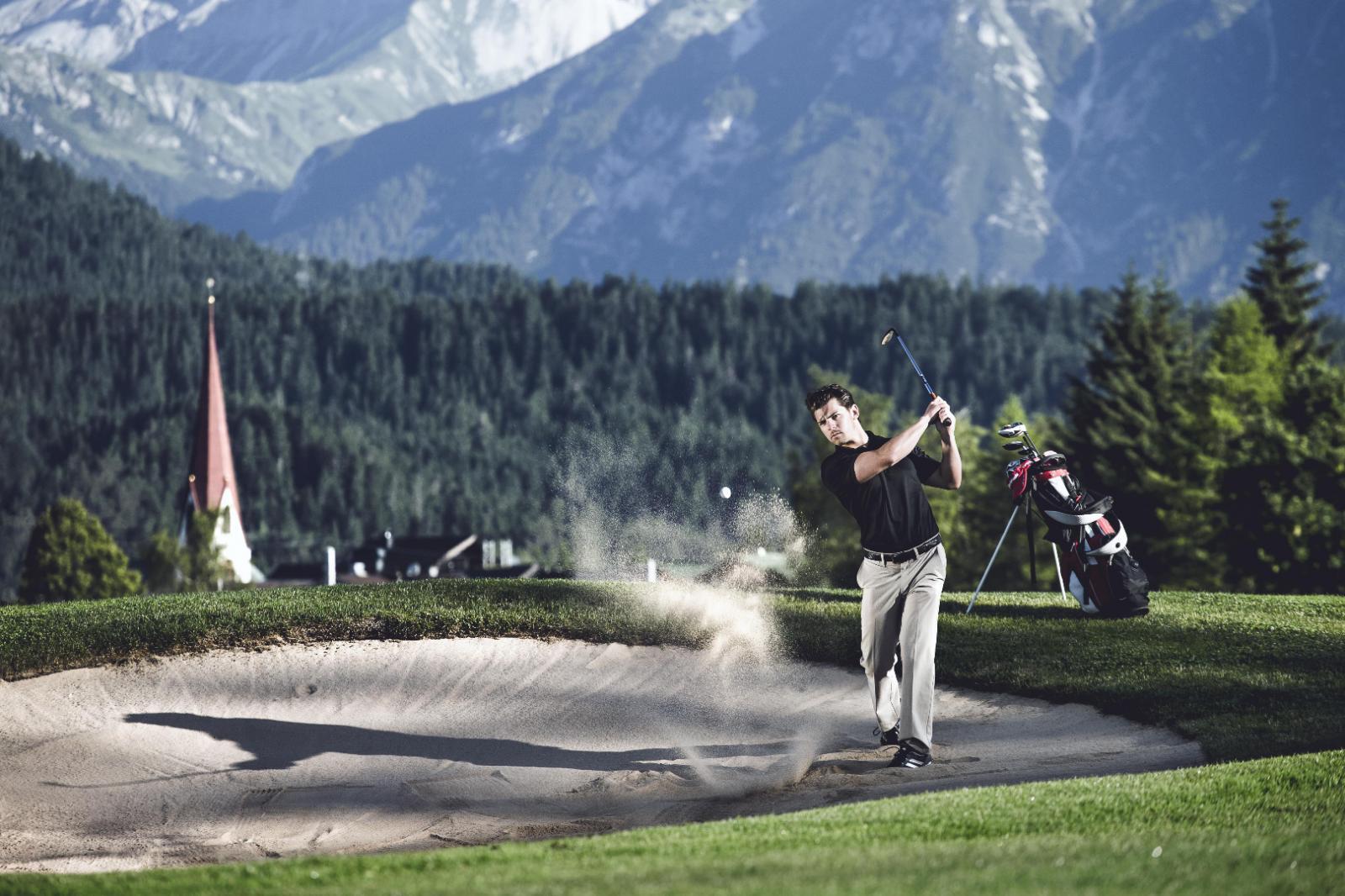 Bild zum Wellness-Angebot Golf & Spa