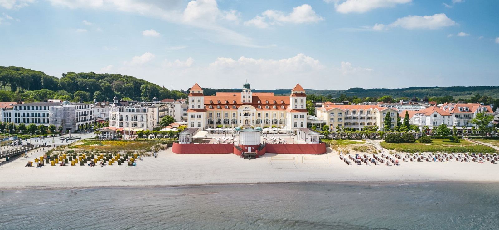Travel Charme Kurhaus Binz 187 Ostseebad Binz 187 Hotelbewertung