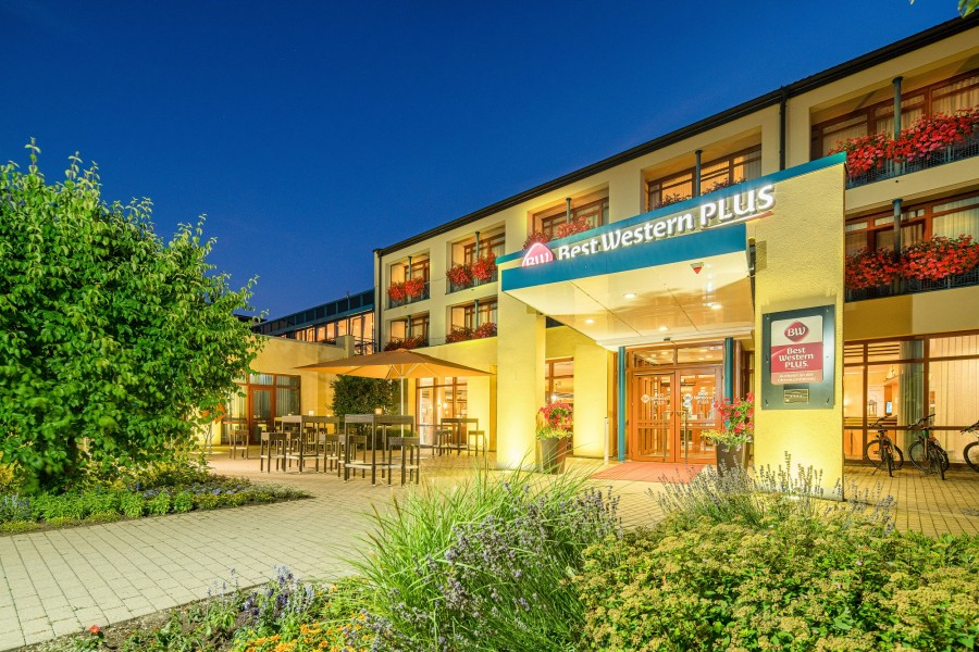 Neues Wellnesshotel: Best Western Plus Kurhotel an der Obermaintherme |  Bad Staffelstein