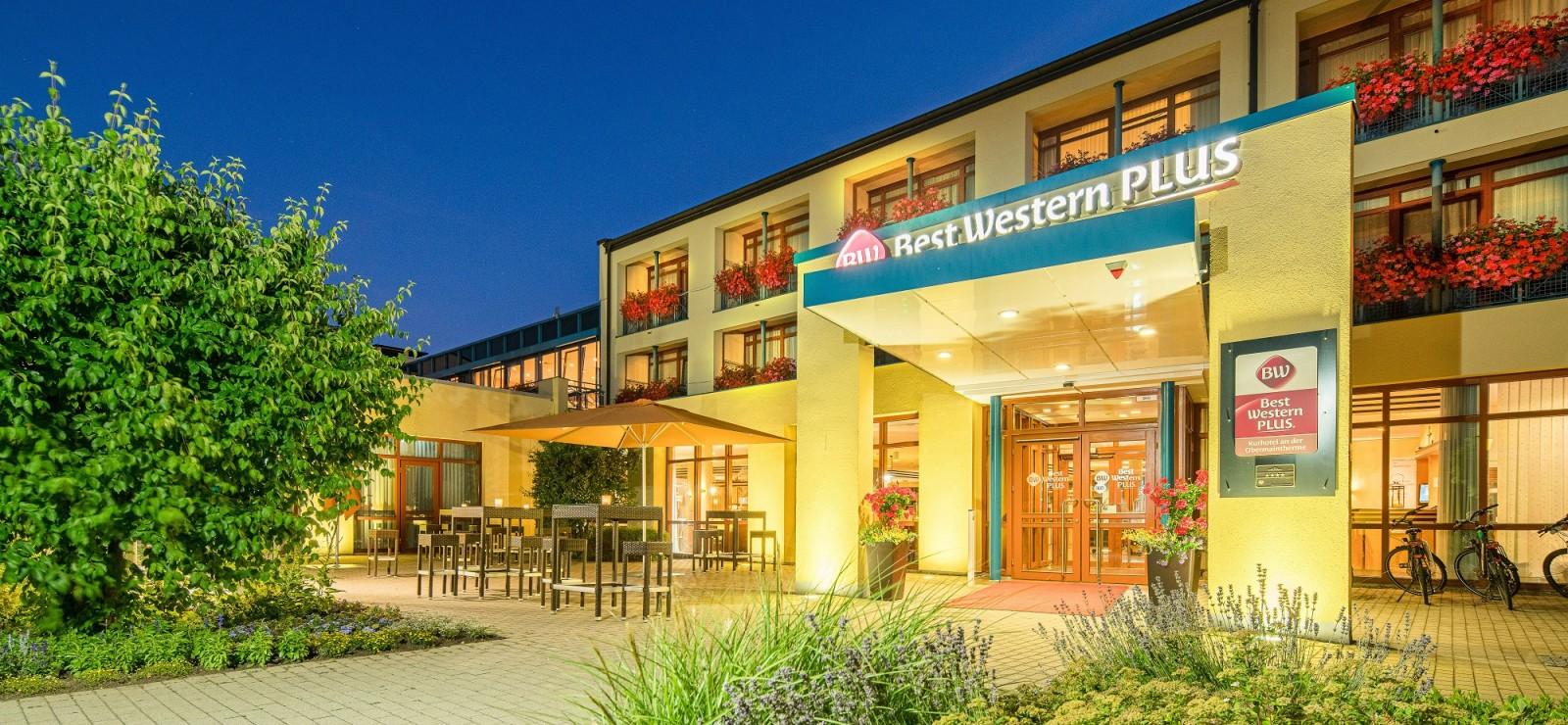 Best Western Plus Kurhotel an der Obermaintherme Bilder | Bild 1