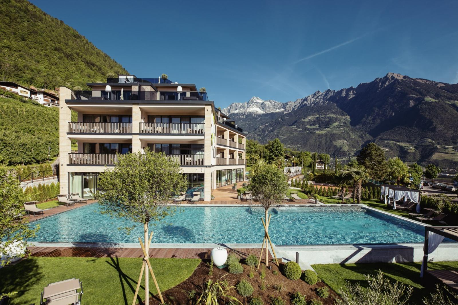 Ayurveda: Foto vom Wellnesshotel La Maiena Meran Resort | Wellness Südtirol