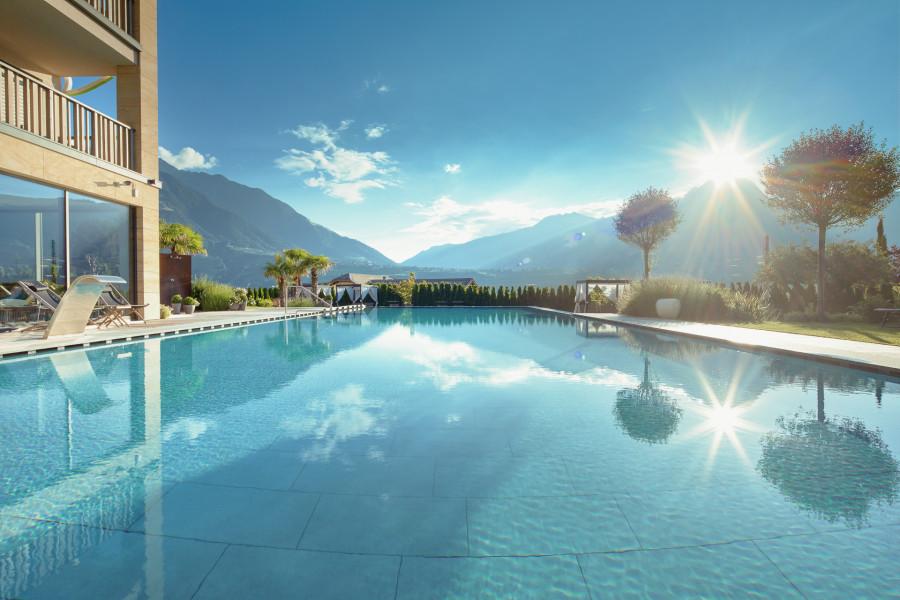 Neue Hotel Bewertung: la maiena meran resort |