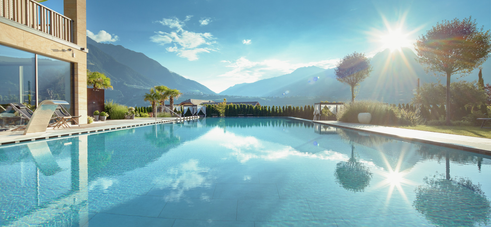 Wellnesshotel la maiena meran resort | Marling/Meran