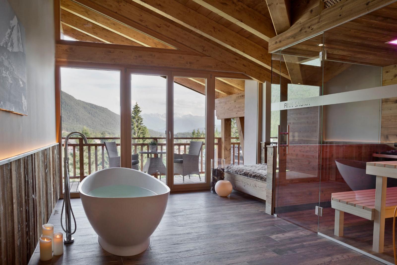 Shiatsu: Foto vom Wellnesshotel Natur & Spa Hotel Lärchenhof | Wellness Tirol