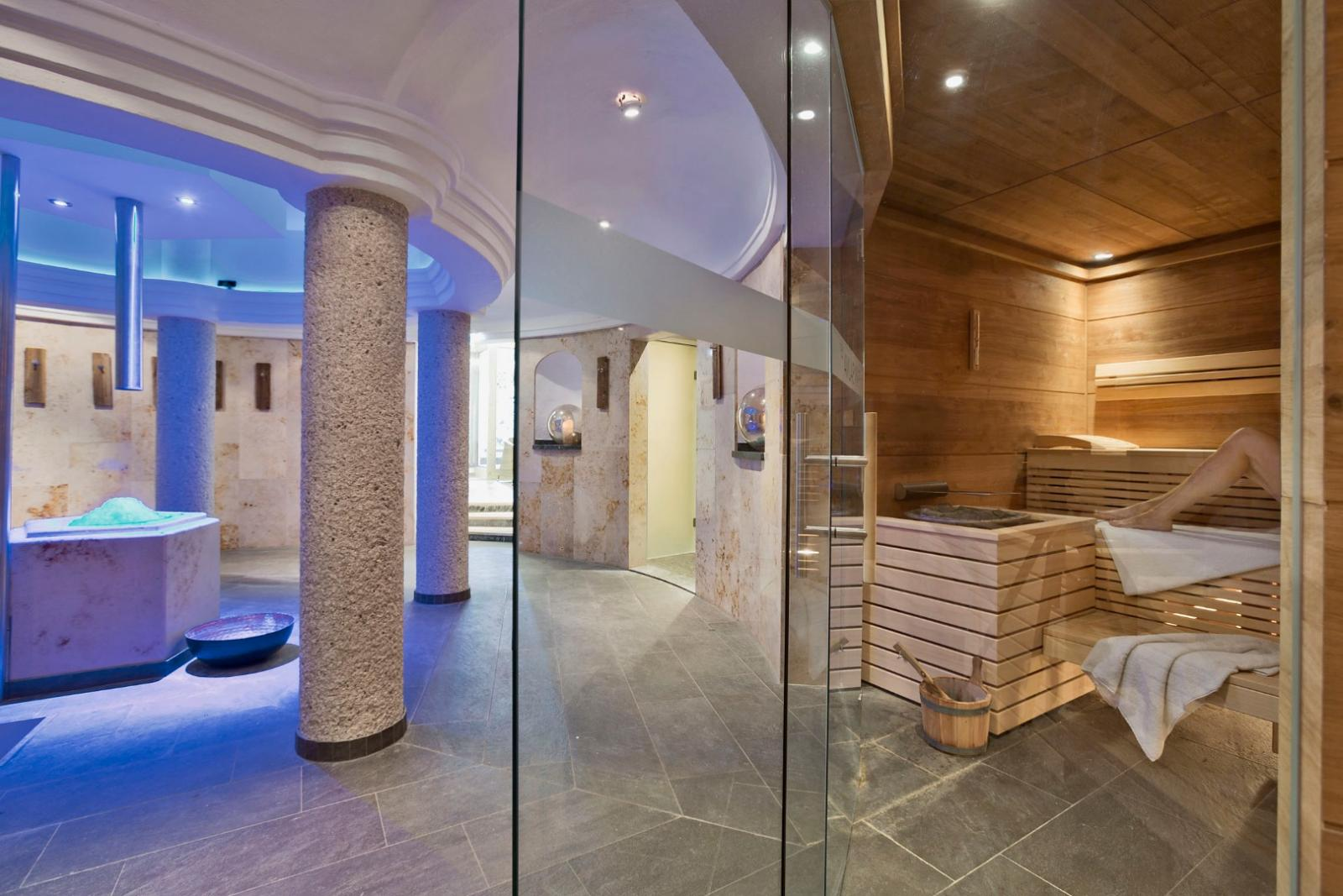 Montignac-Methode: Foto vom Wellnesshotel Natur & Spa Hotel Lärchenhof | Wellness Tirol