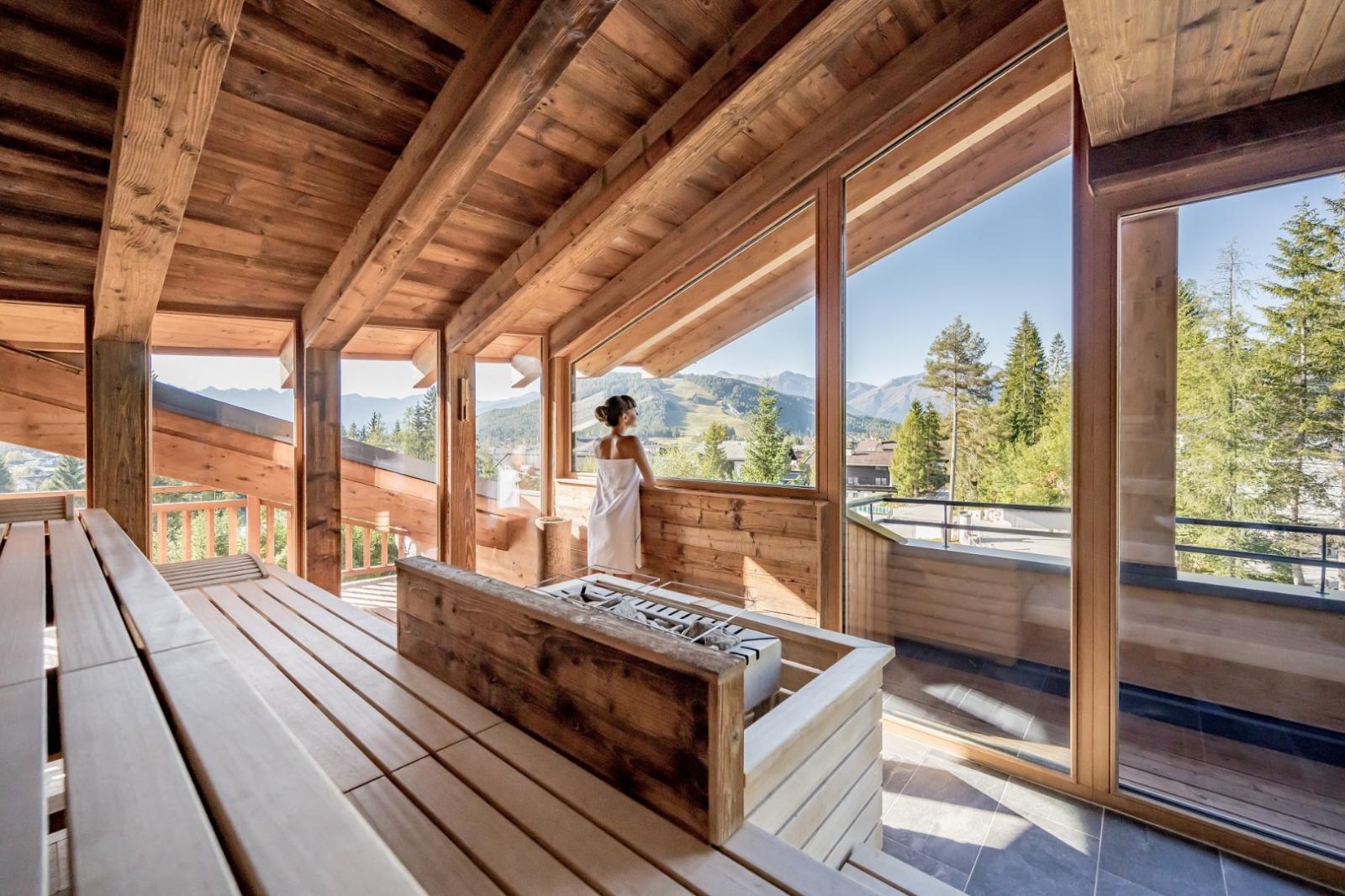 Bild zum Wellness-Angebot Ayurveda Alpin im Herbst