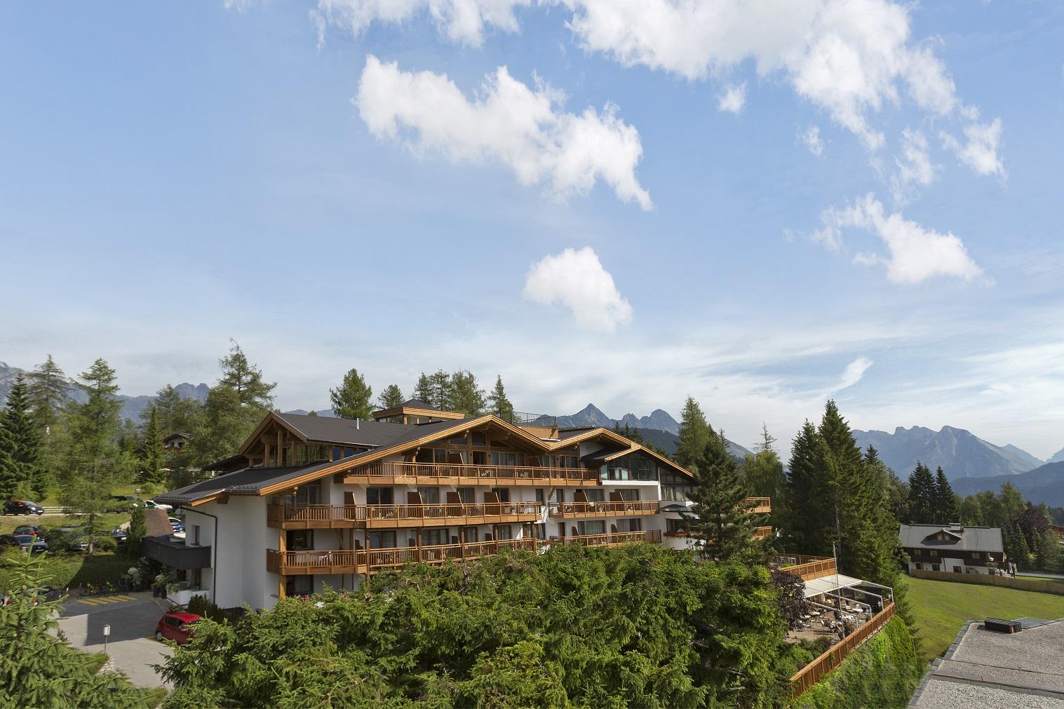 SPA: Foto vom Wellnesshotel Natur & Spa Hotel Lärchenhof   Wellness Tirol