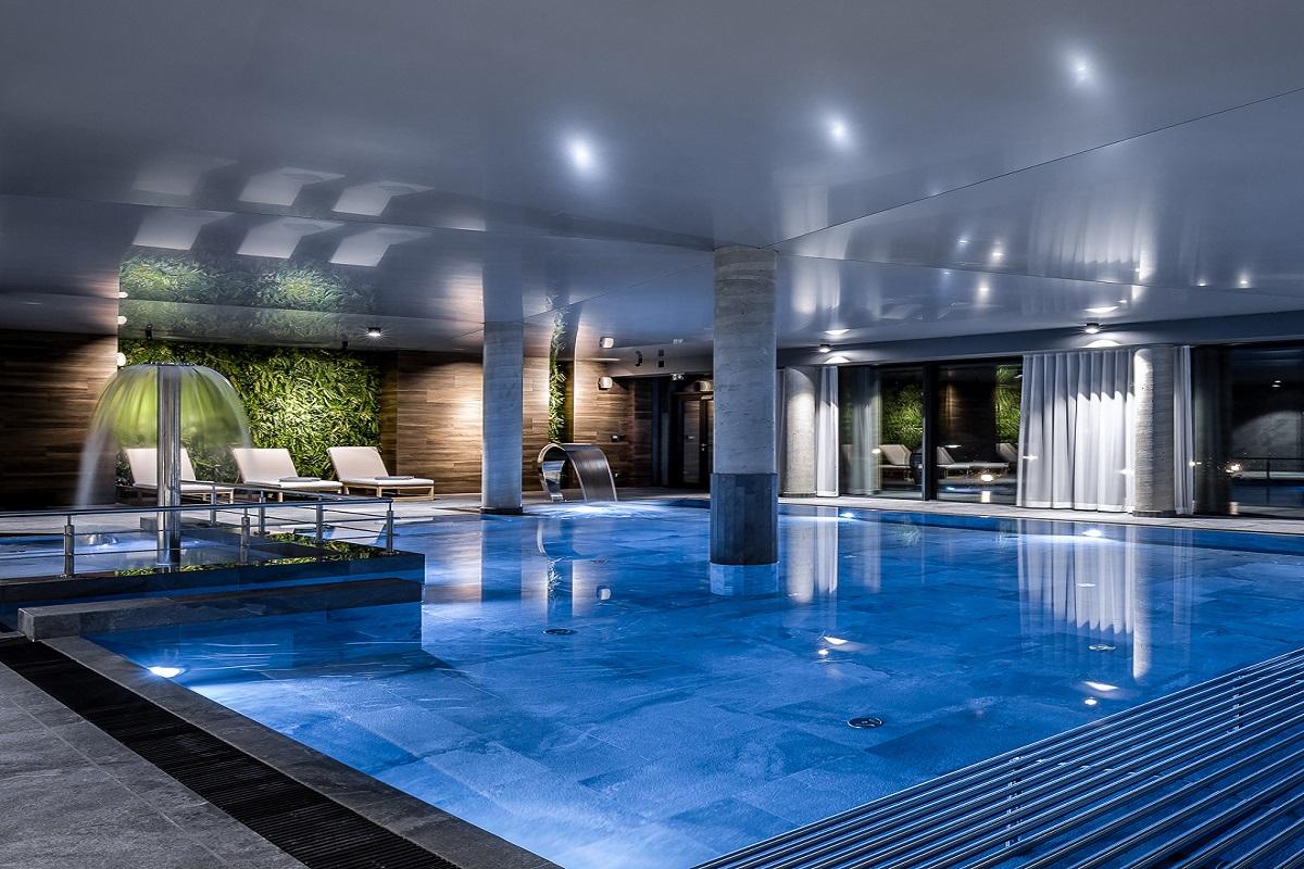Solebäder: Foto vom Wellnesshotel Lake Hill Resort & Spa | Wellness Niederschlesien