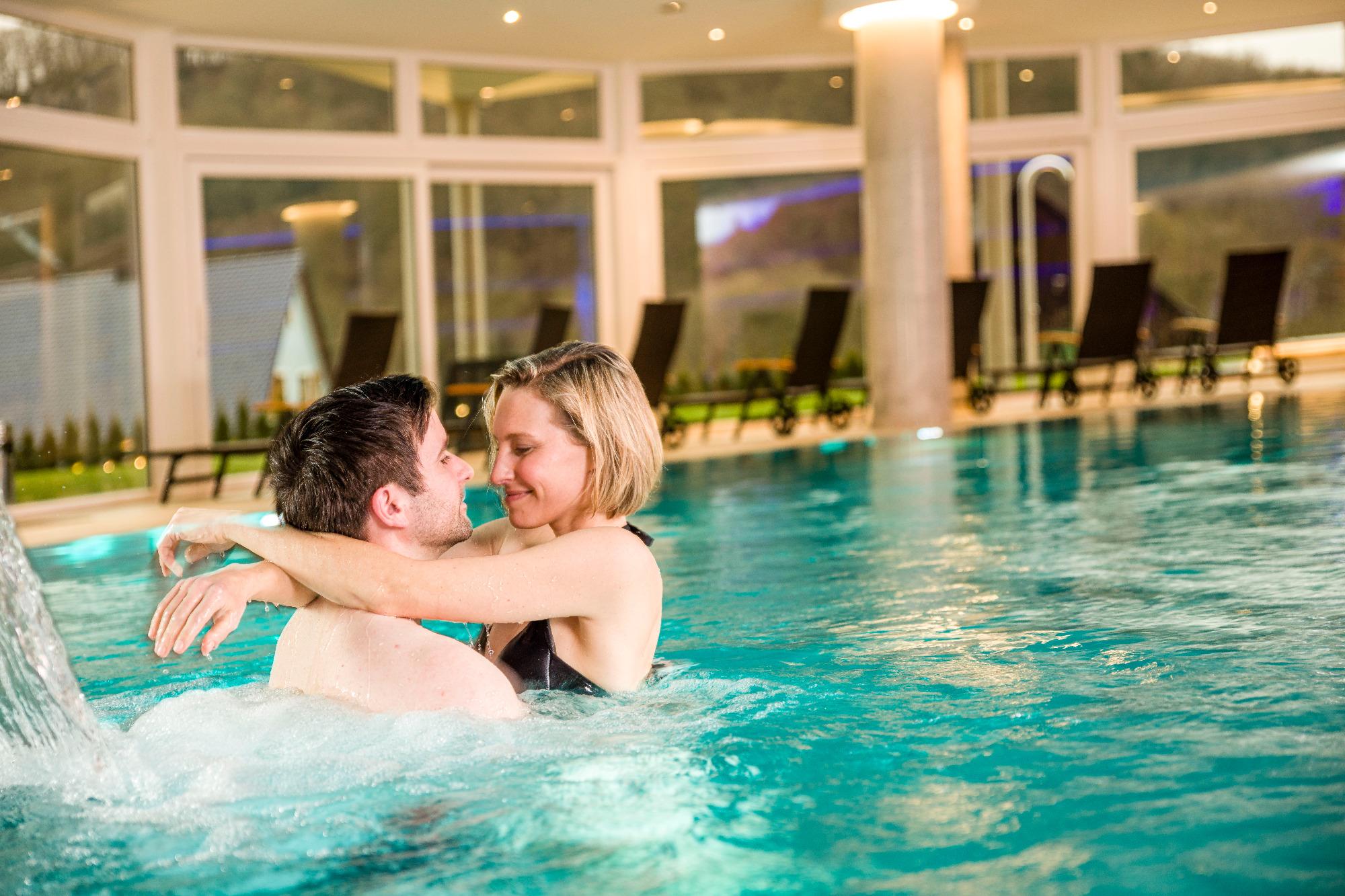 Schrothkur: Foto vom Wellnesshotel Landhaus Sponsel-Regus   Wellness Bayern