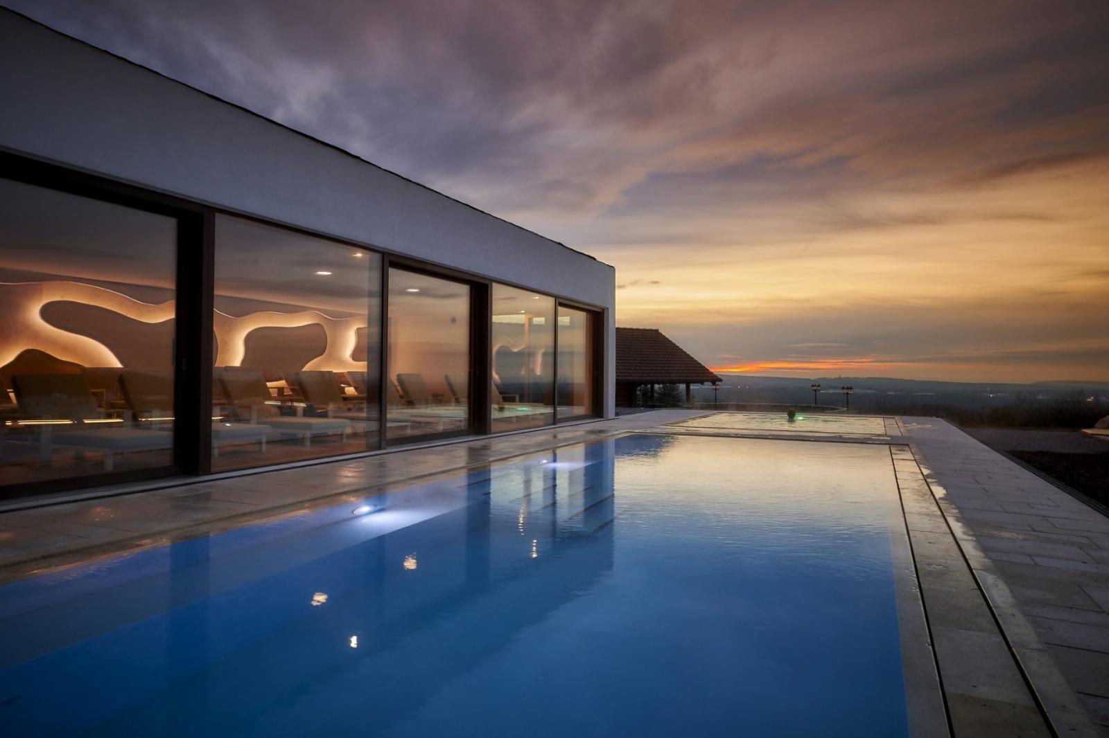 Abhärtung: Foto vom Wellnesshotel Der Birkenhof Spa & Genuss Resort | Wellness Bayern