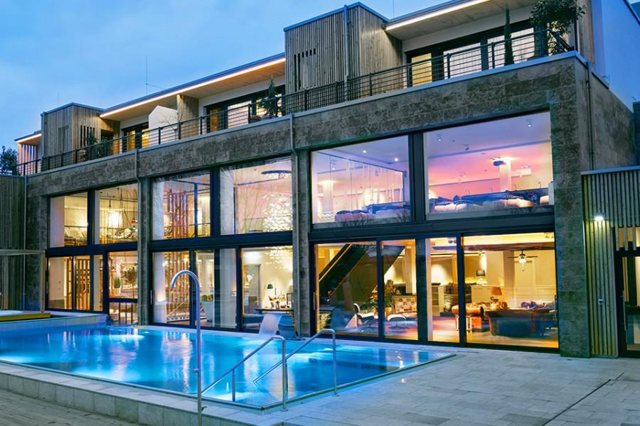 das k nig ludwig wellness spa resort allg u s schwangau hotelbewertung. Black Bedroom Furniture Sets. Home Design Ideas