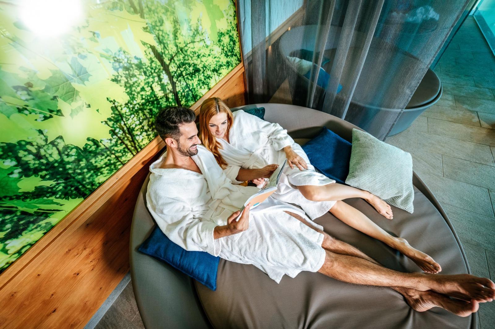 Bild zum Wellness-Angebot Donauperlen-Romantik