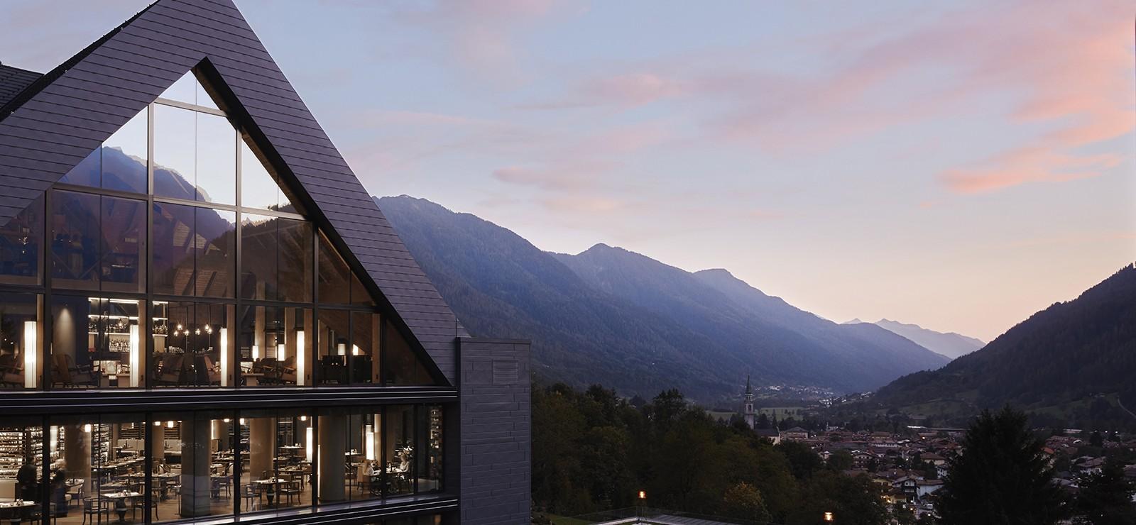 Lefay Resort & SPA Dolomiti Bilder | Bild 1