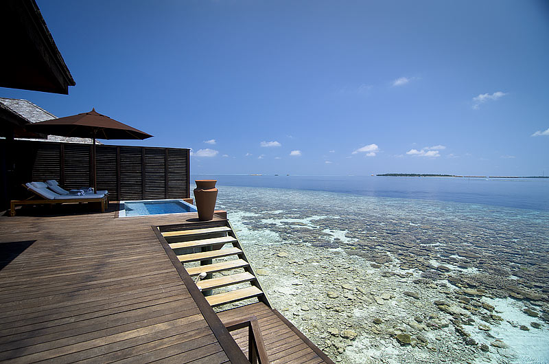 Wellness: Foto vom Wellnesshotel Lily Beach Resort & Spa   Wellness Ari Atoll