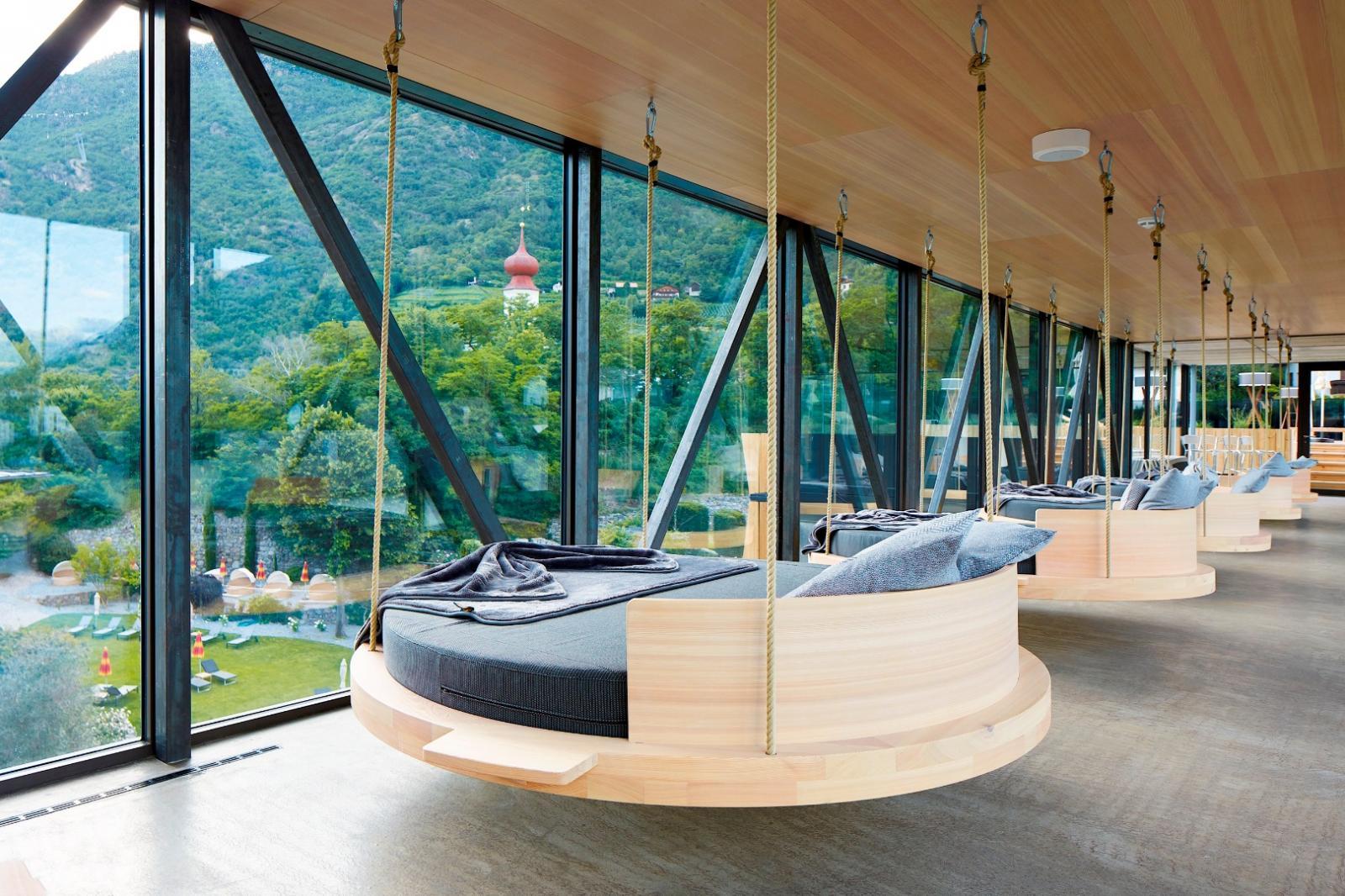Bachblüten-Therapie: Foto vom Wellnesshotel DolceVita Resort Lindenhof | Wellness Südtirol