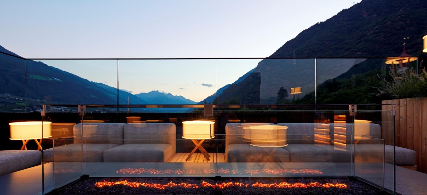 Kraxenofen: Foto vom Wellnesshotel Lindenhof Lifestyle DolceVita Resort | Wellness Südtirol
