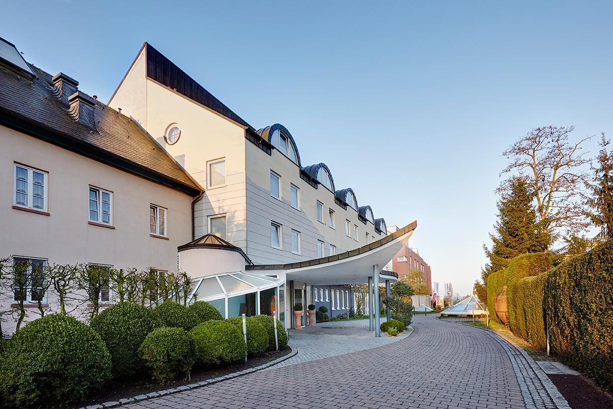 Hotel Und Spa Binshof Speyer