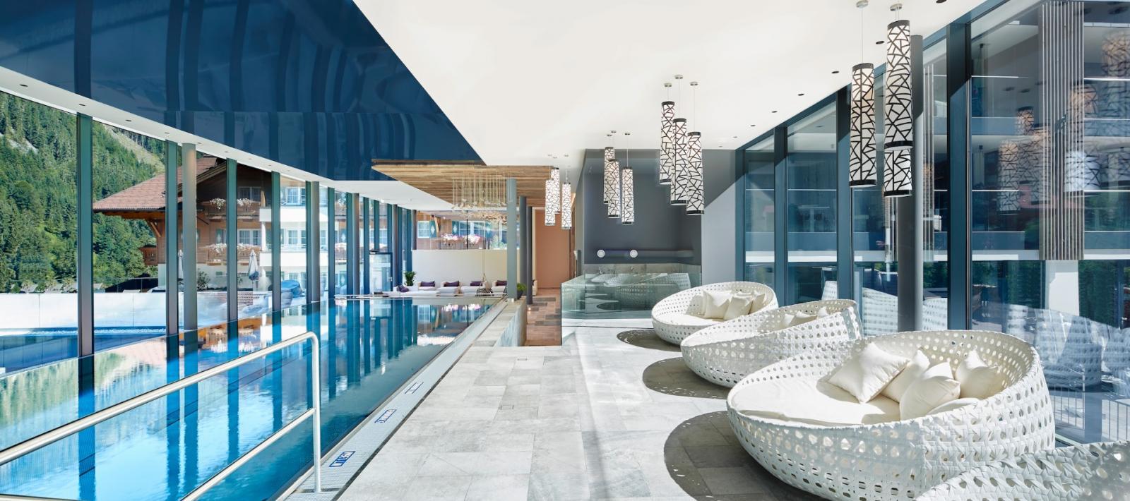 Biofeedback: Foto vom Wellnesshotel Alpin Life Resort Lürzerhof | Wellness Salzburger Land
