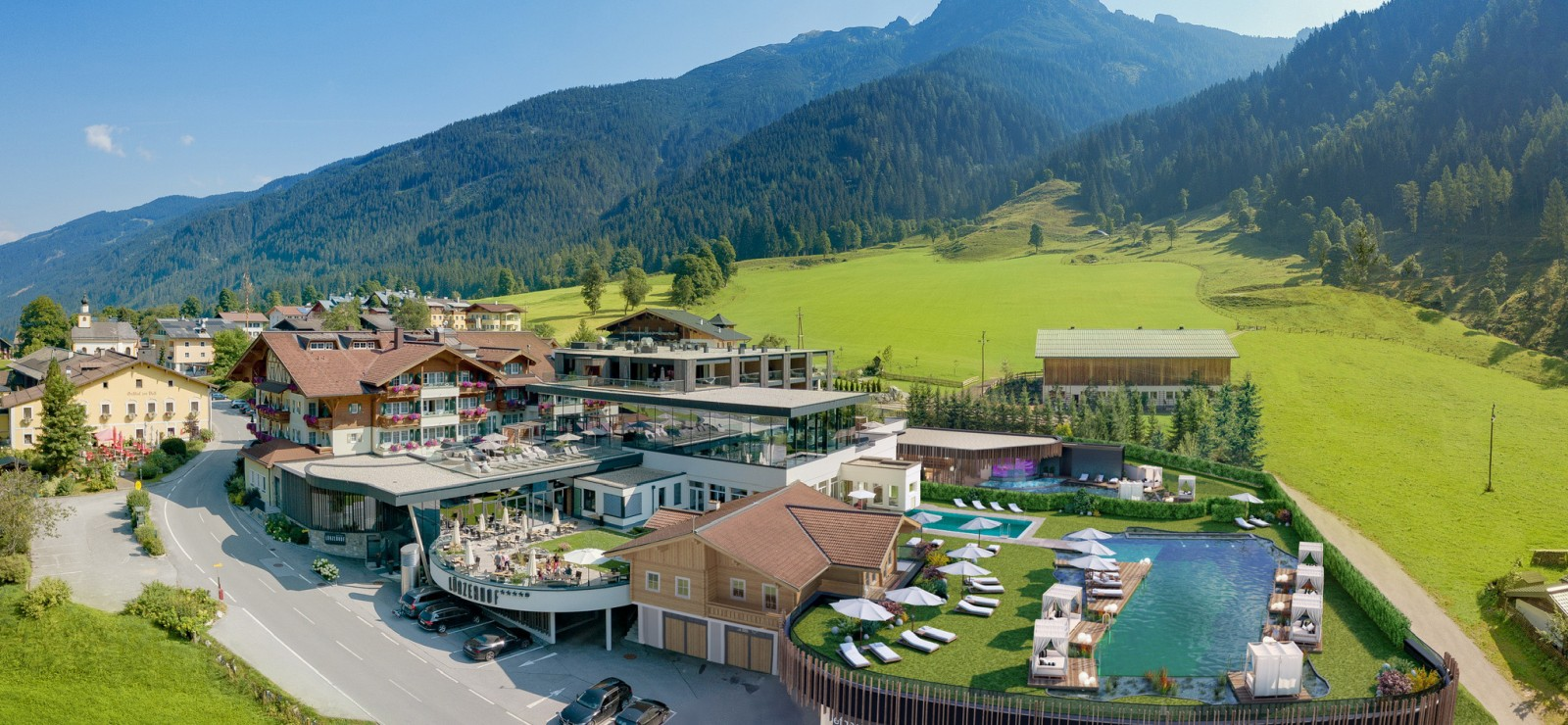 Wellnesshotel Alpin Life Resort Lürzerhof | Untertauern