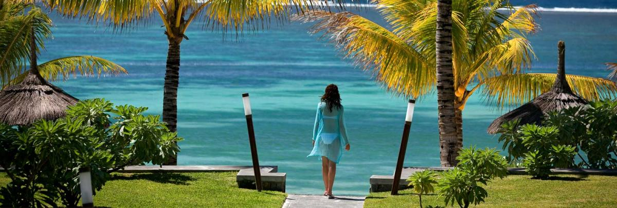 Natursole: Foto vom Wellnesshotel LUX* Belle Mare   Wellness Mauritius