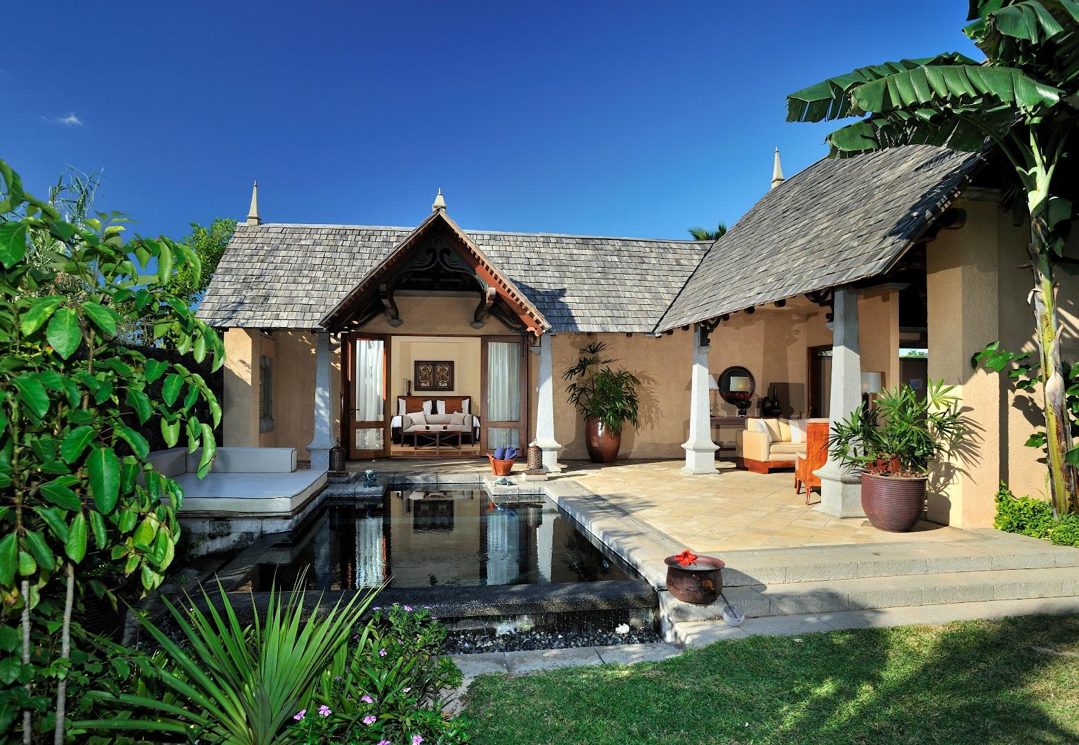 Bild zum Wellness-Angebot Garden Suite Pool Villa