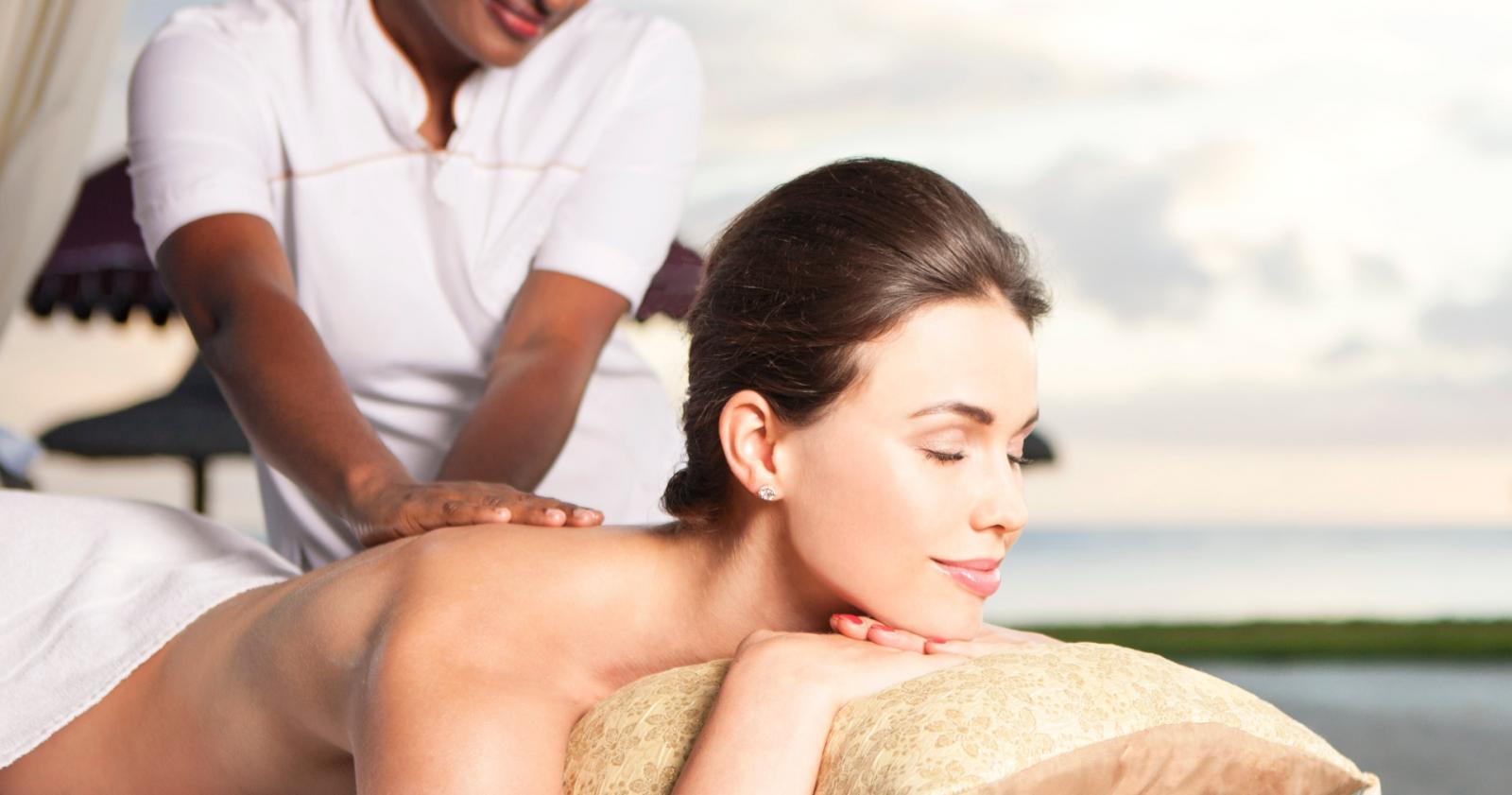 Fangokur: Foto vom Wellnesshotel Maradiva Villas Resort and Spa | Wellness Mauritius