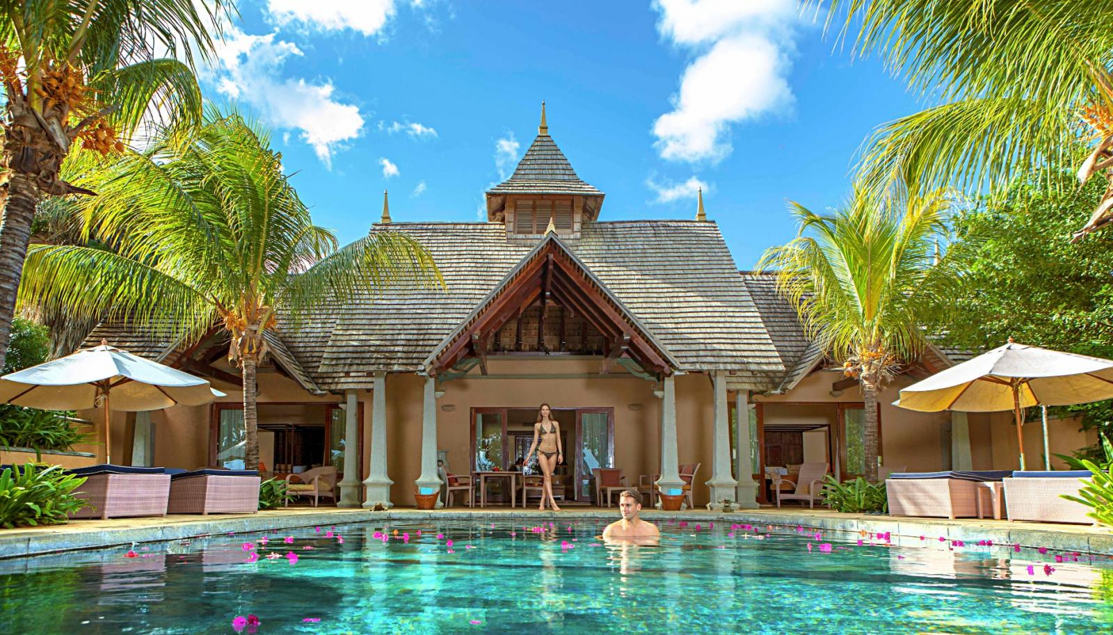 Tanztherapie: Foto vom Wellnesshotel Maradiva Villas Resort and Spa | Wellness Mauritius