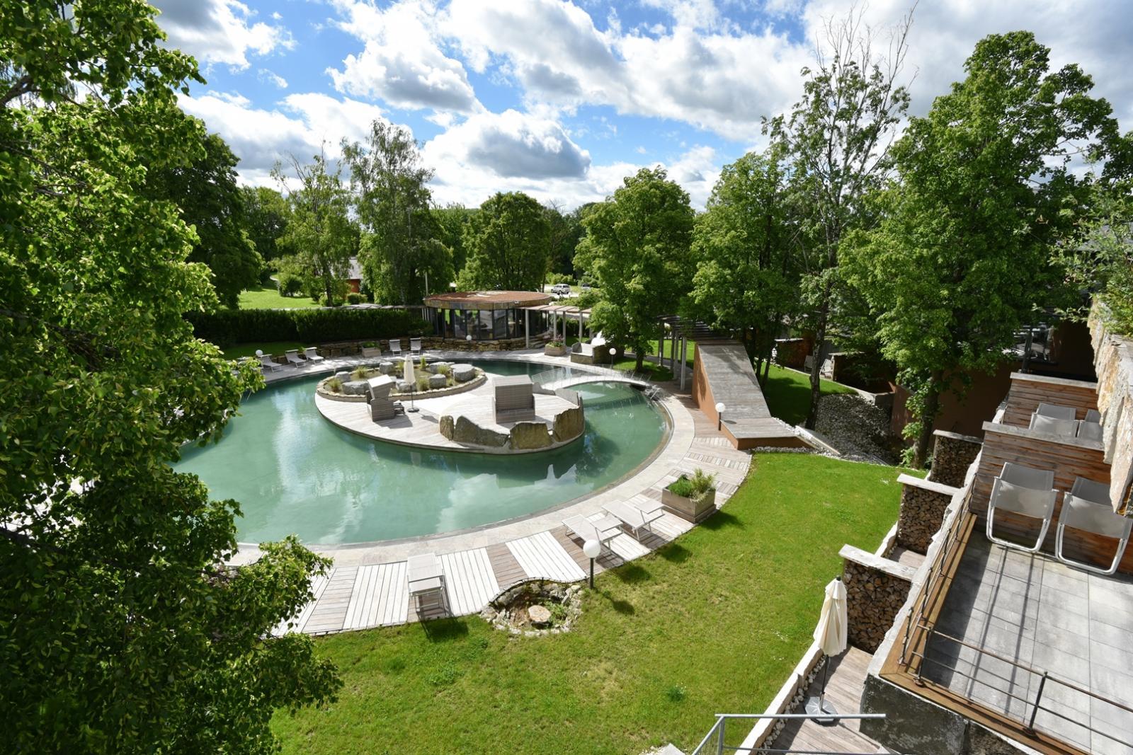 Akupressur: Foto vom Wellnesshotel Mawell Resort | Wellness Baden-Württemberg