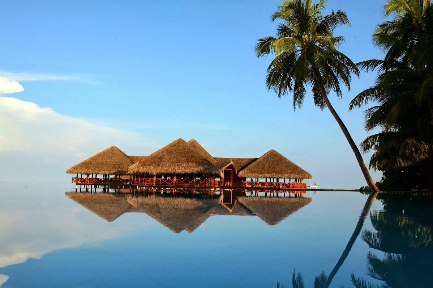 Medhufushi Island Resort Bilder | Bild 1