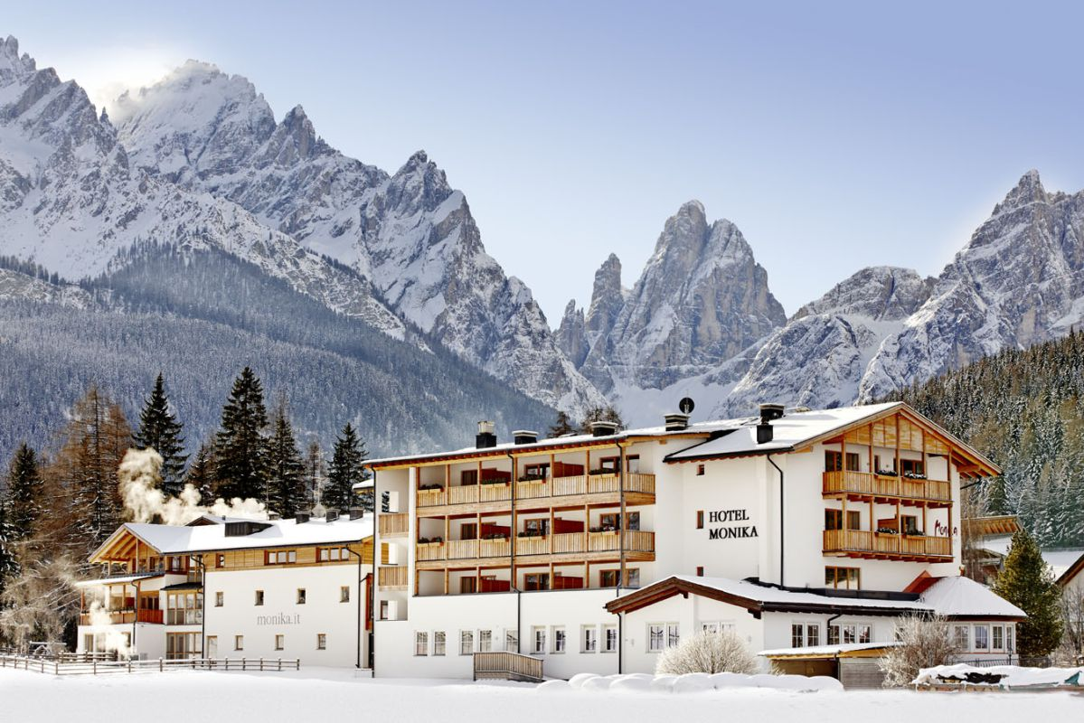 Hotel monika sexten hotelbewertung for Designhotel suedtirol