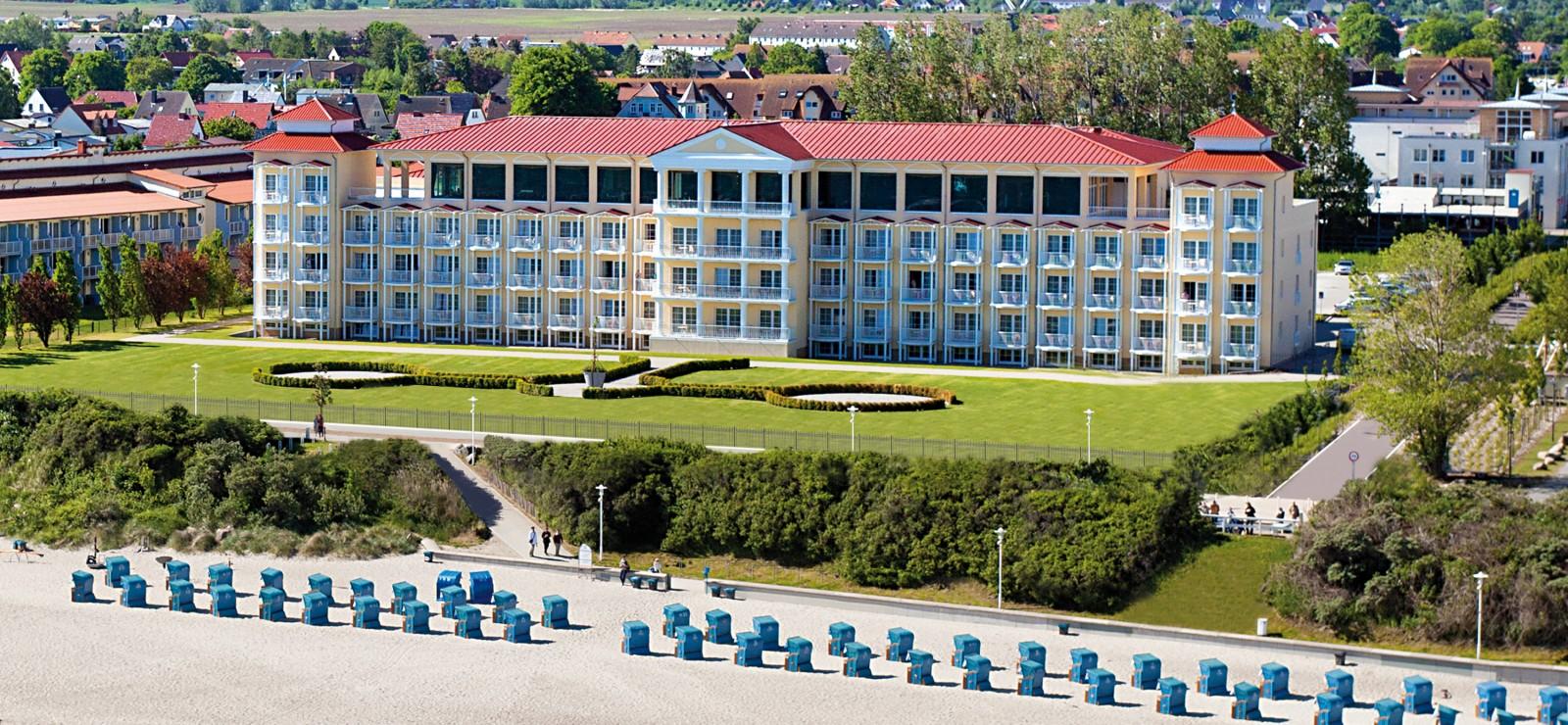 MORADA Strandhotel Ostseebad Kühlungsborn Bilder | Bild 1