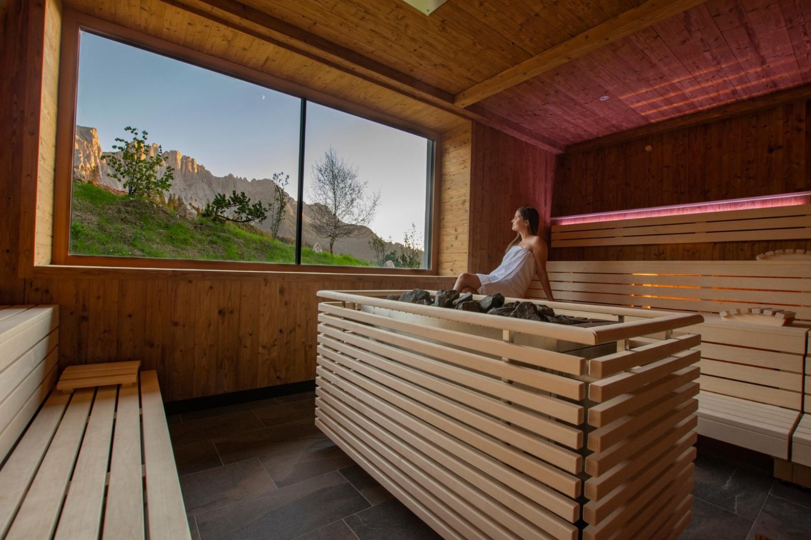 Der sauna in steifen Mein Sohn